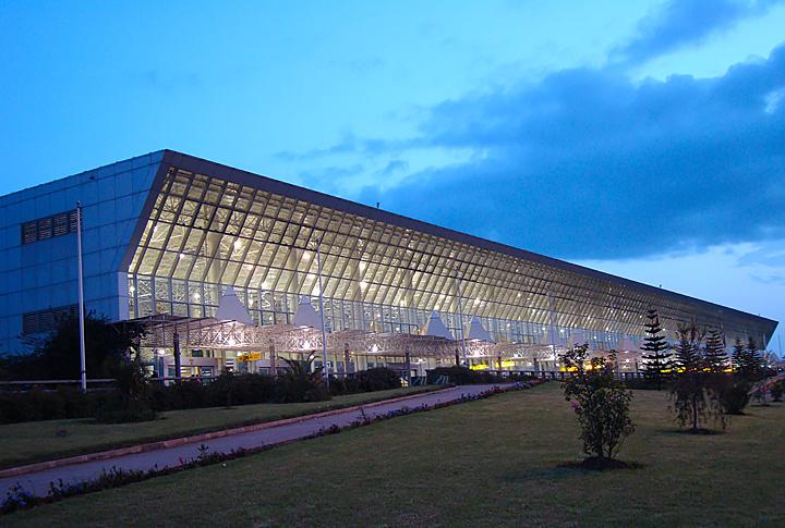 埃塞俄比亚亚的斯亚贝拉机场