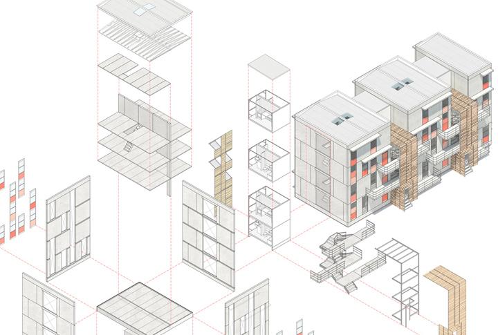 装配式建筑施工图设计