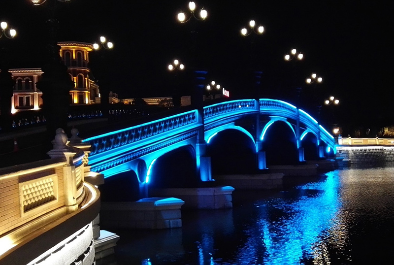 飞马水城 · 1号桥